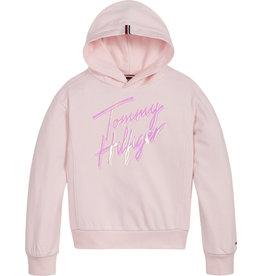 Tommy Hilfiger Tommy Hilfiger Hoodie Pink KG0KG05891 S21G