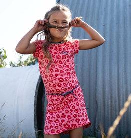 Quapi Quapi Fab  leopard dress S21G