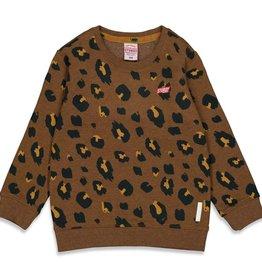 Sturdy Sturdy 716.00445 W21 Sweater AOP Bruin