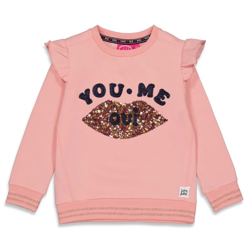 Jubel Jubel 916.00292 W21 Sweater Roze