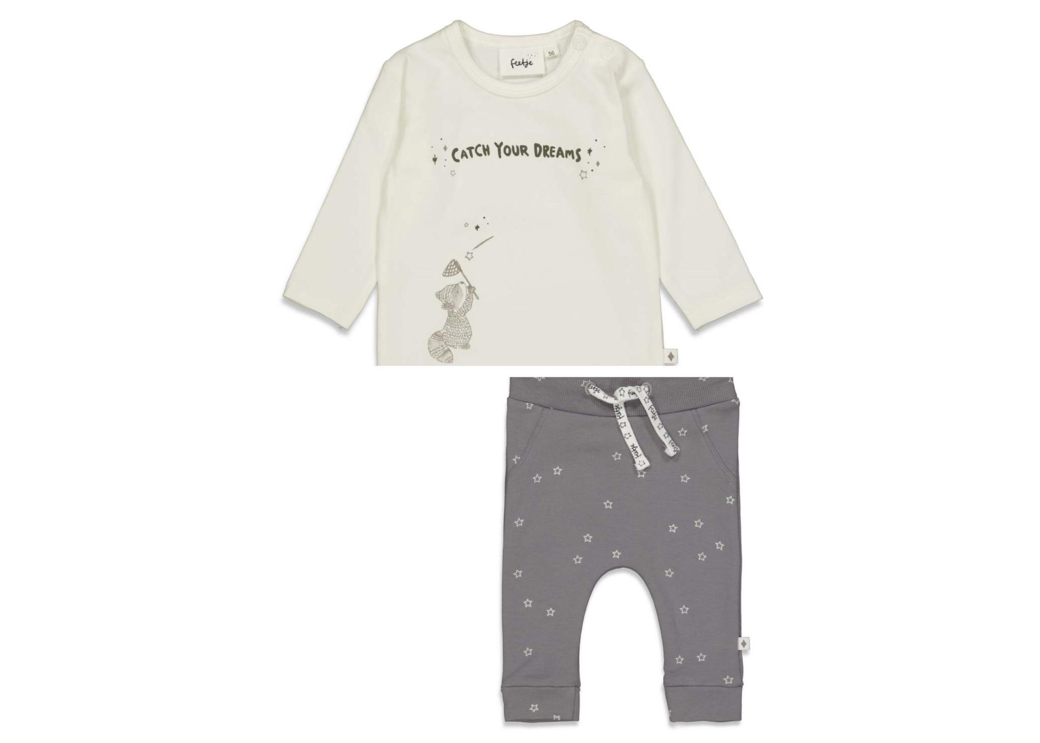 Feetje Feetje 516.01783  shirtje+broekje  W21