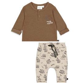 Feetje Feetje 516.01773  Shirtje+broekje  W21G