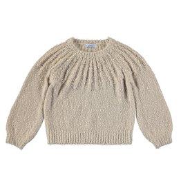 Mayoral Mayoral 4.372 Sweater Beige W21G