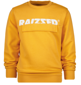 Raizzed Raizzed Nacif Sweater Tiger Orange W21B