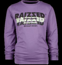 Raizzed Raizzed Juba Sweater Grey Purple W21B