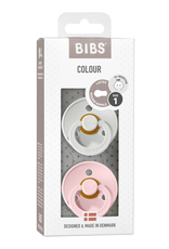 BIBS BIBS 2 pack speen Haze/Blossom