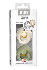 BIBS BIBS 2 pack speen Ivory/Sage