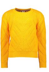 B.Nosy B.Nosy. Y108.5383 Cardigan Saffron W21G