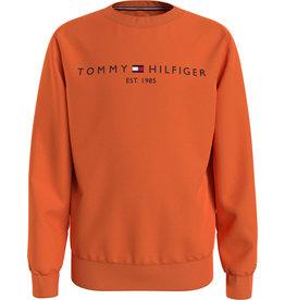 Tommy Hilfiger Tommy Hilfiger Sweatshirt Magnetic Orange KS0KS00204SEF W22S