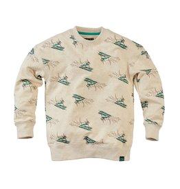 Z8 Z8 Brodie Sweater Woolly Too AOP W21B