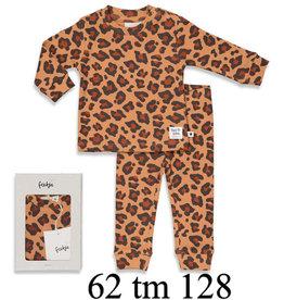 Feetje Feetje 505.00050 Pyjama Hazelnoot
