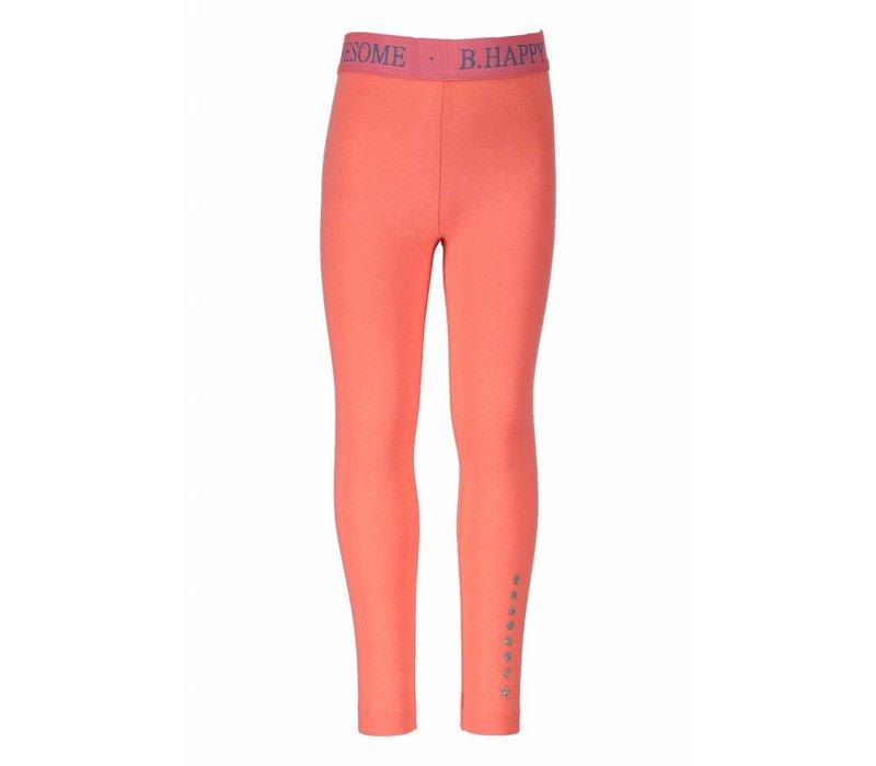 B.Nosy - legging neon coral 802-5509