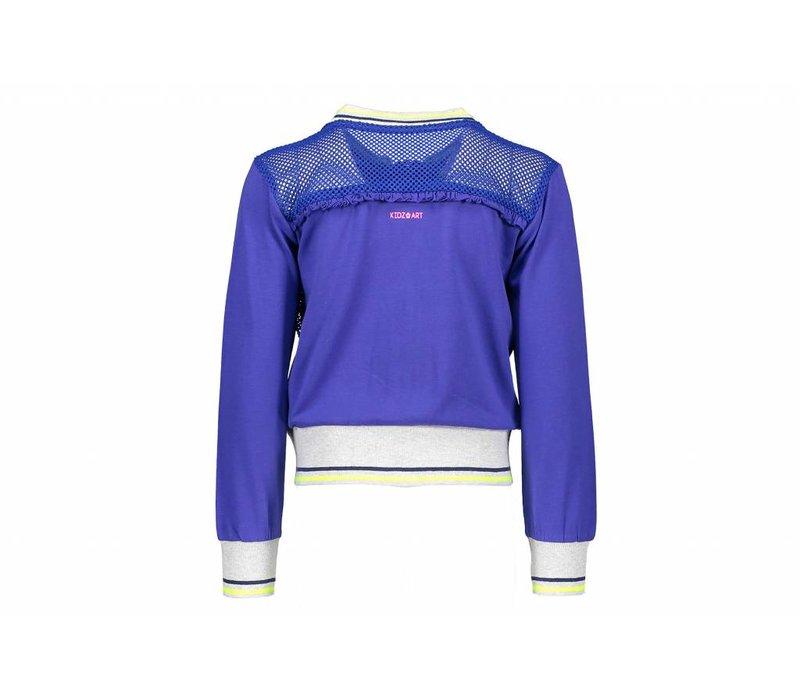 Kidz Art - vest dark blue 801-5362