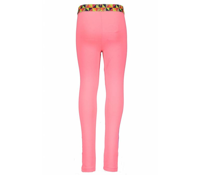 Kidz Art - legging neon red 801-5530