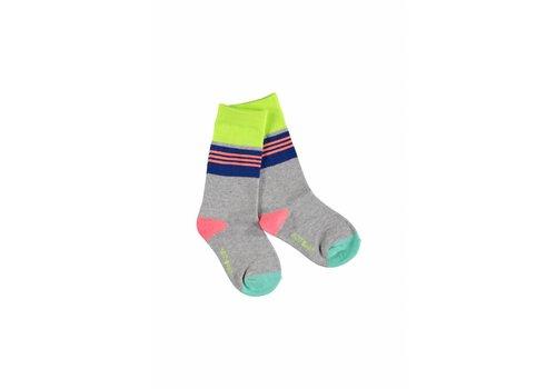 KIDZ ART Kidz Art - sokken grijs 801-5939