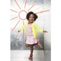 Kidz Art - jurk dots 801-5845