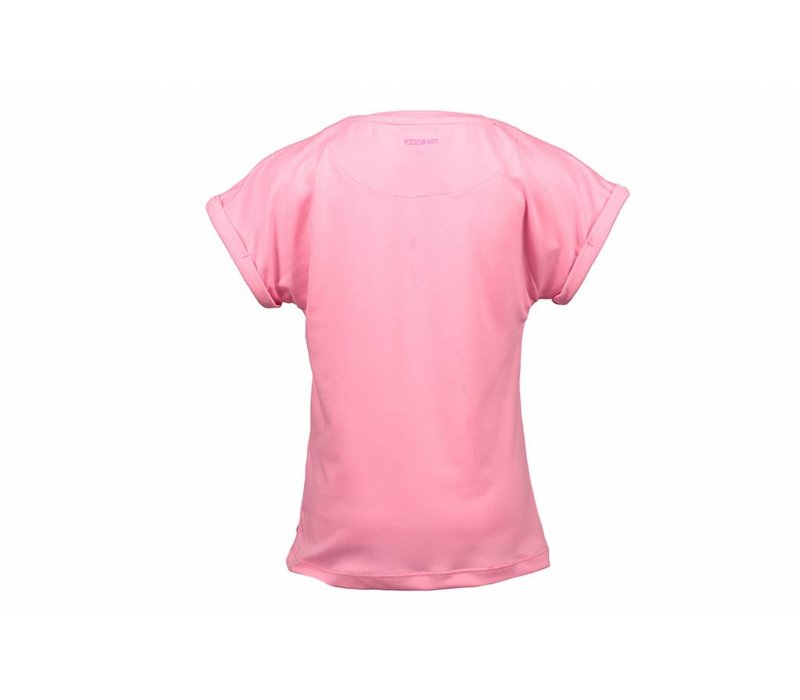 Kidz Art - shirt mandala soft pink 802-5420