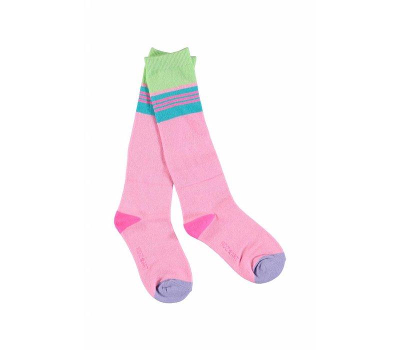 Kidz Art - sokken soft pink 802-5939