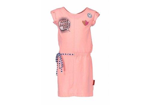 NONO Nono - jurk Maila pink 804-5800