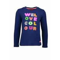 Kidz Art - longsleeve we love colour 809-5428