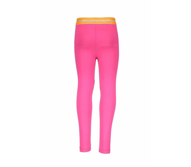 Kidz Art - legging neon fuchsia 809-5542