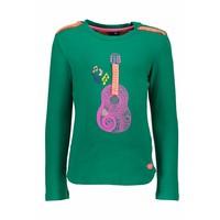 Kidz Art - longsleeve gitaar groen 808-5429