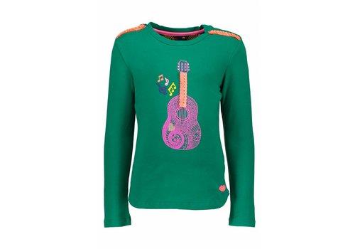 KIDZ ART Kidz Art - longsleeve gitaar groen