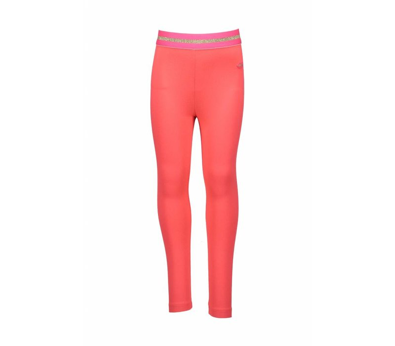 Kidz Art - legging neon orange 808-5543