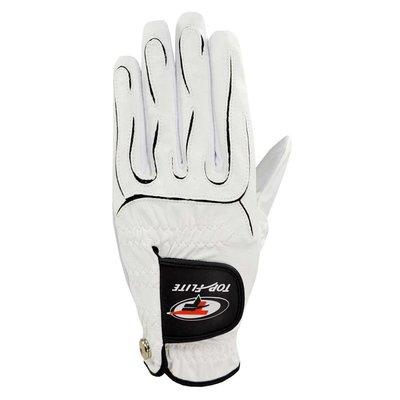 Top Flite Men's XL 5000 Golf glove RIGHT, for LEFT HANDED golfer (2-Pack)