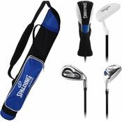 Spalding Golf Junior set Blauw (11-14 jaar)