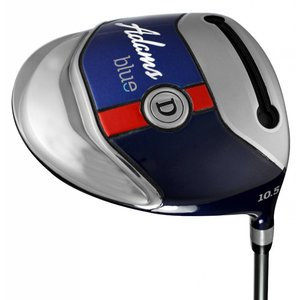 Adams Golf Blue Driver - 10.5 Stiff LEFT