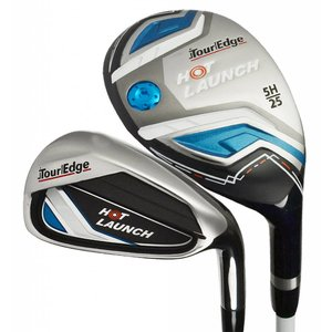 Tour Edge Ladies Hot Launch Combo irons