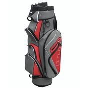 Copenhagen Golf Sarasota cartbag 2018 - gray / red