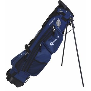 Cougar Xtreme 6.5 stand bag 6 inch 2020 - navy