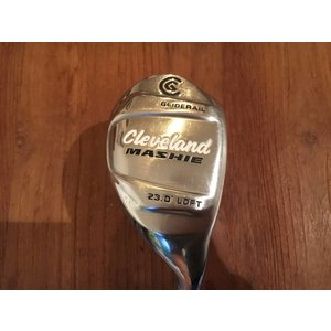 Cleveland Mashie hybrid used - 23 * - stiff flex - excl headcover