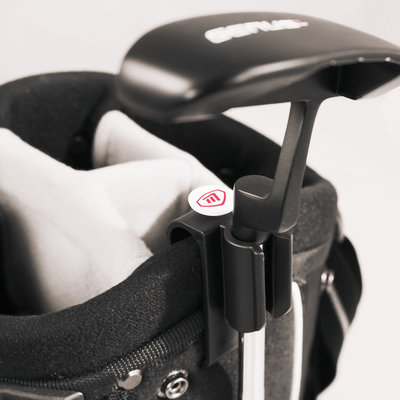 Masters Golf Putter clip & ball marker