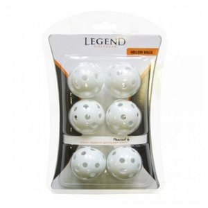 Legend Hollow Balls (SIX PACK)