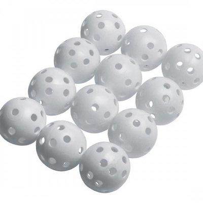 Legend Ballen oefenset - 24 hollow en 12 foam ballen