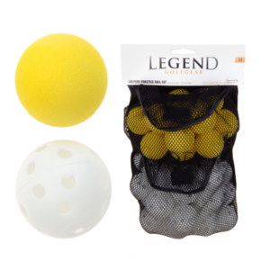 Legend Ball practice set