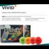 Volvik VIVID - 3 balls in a box