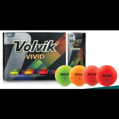Volvik VIVID - 12 pcs
