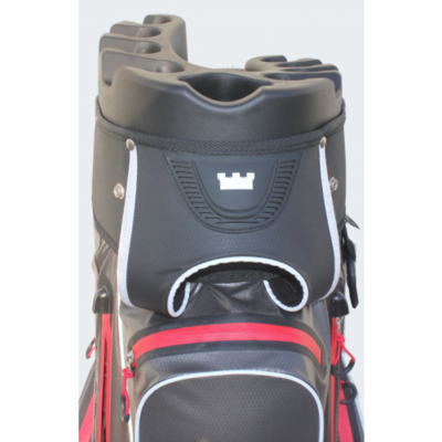 Copenhagen Golf Doral Dry WATERPROOF Cartbag blue / red - Copy