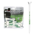 """Professional Tee System ProLength MAX Tee 4 """"- 101 mm - 12 tees"""