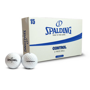Spalding Golf Control 2-piece, 15 pieces