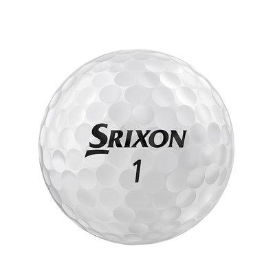 Srixon Zstar golfballen 12 st - wit
