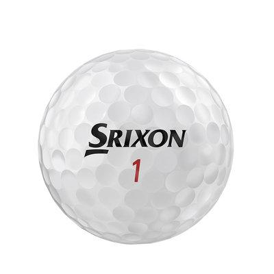 Srixon Zstar XV golfballen 12 stks - wit