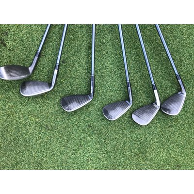 Adams Golf gebruikte IDEA TECH V3.0 forged, #6, 7 t/m SW,LW