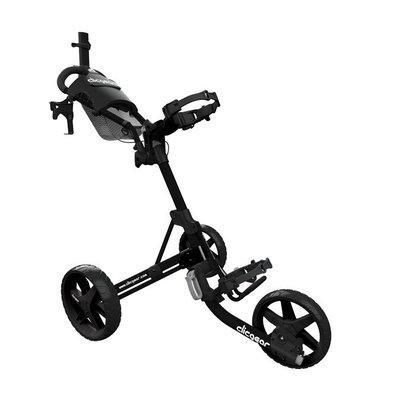 Clicgear 4.0 Golftrolley Zwart