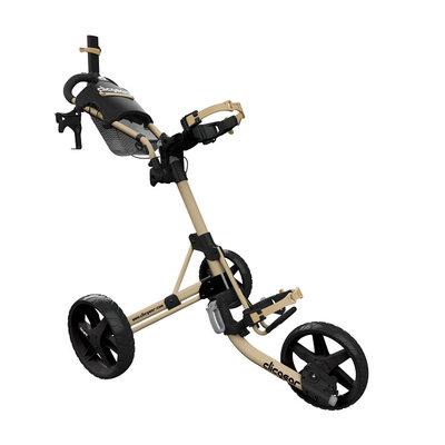 Clicgear 4.0 Golftrolley Army Brown