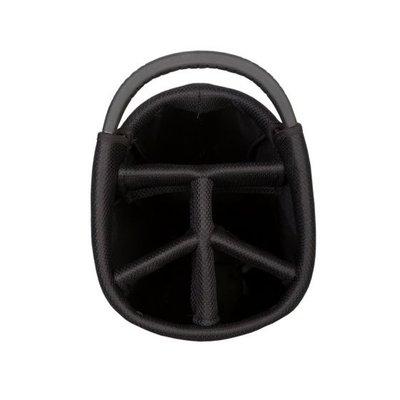 Cobra Cobra Ultralight Stand Bag Black/ Turbo Yellow